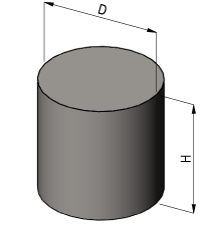 Cylinder Volume Calculator