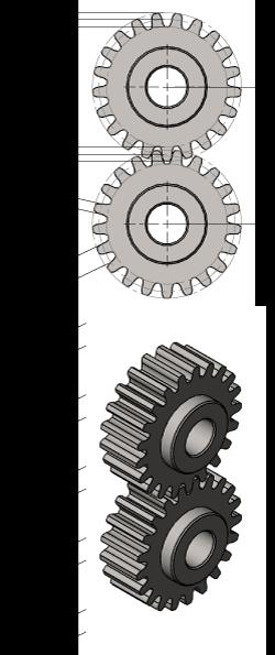EICAC - Spur Gear Calculator Page